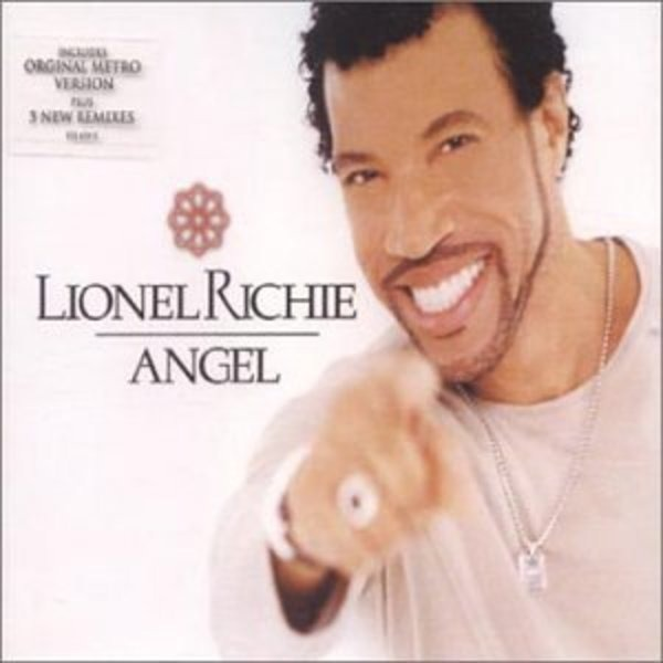 LIONEL RICHIE - Angel - CD Maxi