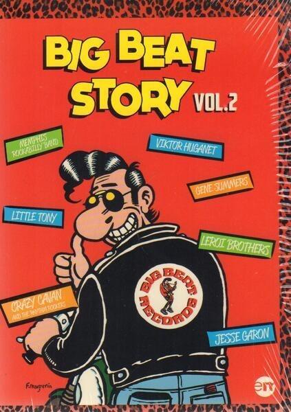 #<Artist:0x0000000008889868> - Big Beat Story Vol. 2