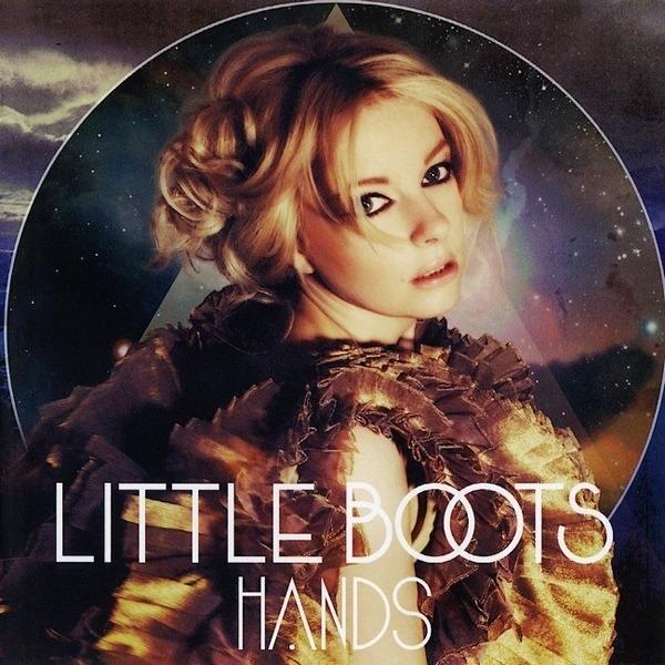 LITTLE BOOTS - Hands - CD