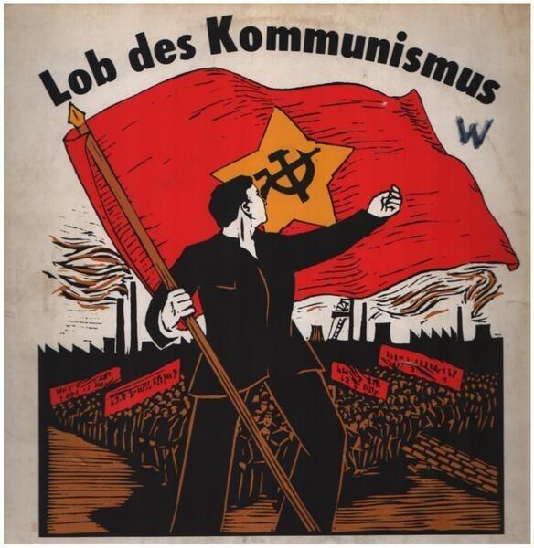 LOB DES KOMMUNISMUS - Lieder Der Partei (+BOOKLET) - 33T