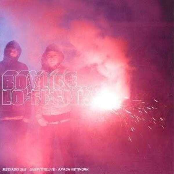 LO-FI-FNK - boylife - CD