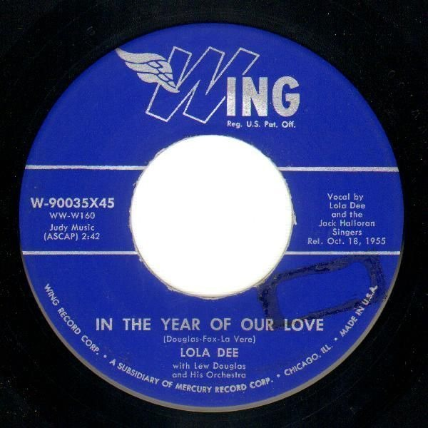 In The Year Of Our Love