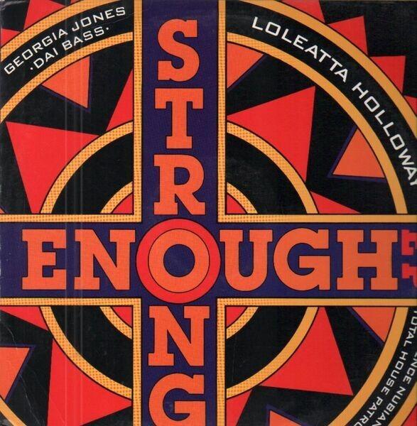 #<Artist:0x007fa8a3554058> - Strong Enough EP