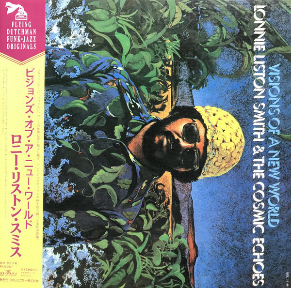 Visions of a new world by Lonnie Liston Smith, LP with jetrecords
