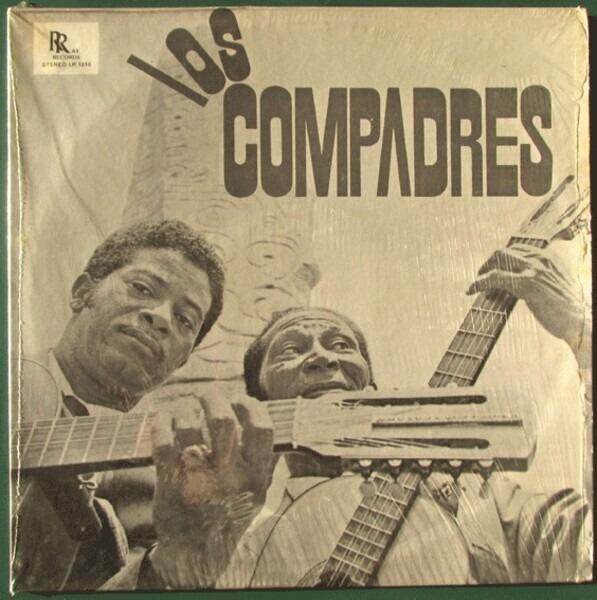 LOS COMPADRES - Los Compadres - 33T