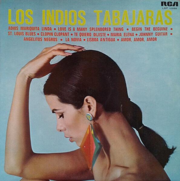 #<Artist:0x00007f4df9920240> - Los Indios Tabajaras