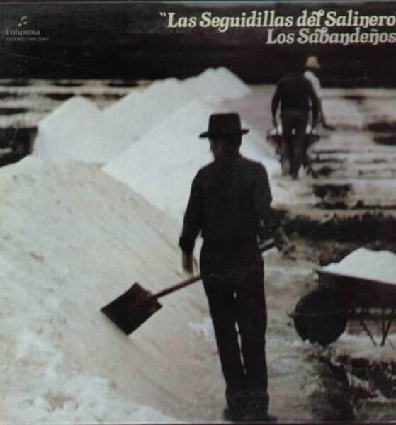 LOS SABANDENOS - Las Seguidillas del Salinero - LP