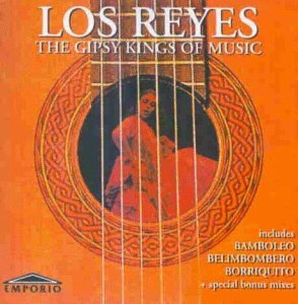 #<Artist:0x007faf471bce40> - The Gipsy Kings Of Music