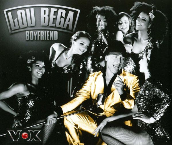 LOU BEGA - Boyfriend (STILL SEALED) - CD single