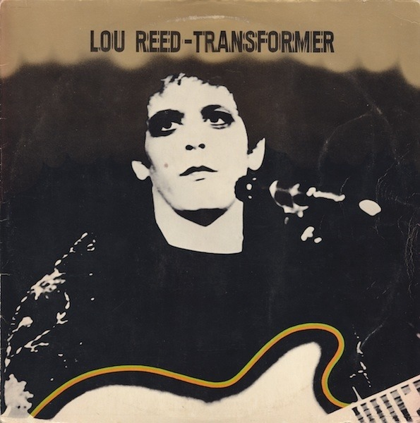 lou reed transformer (tan labels italy)