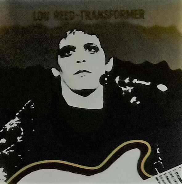 Transformer (tin box) by Lou Reed, CD with recordsale