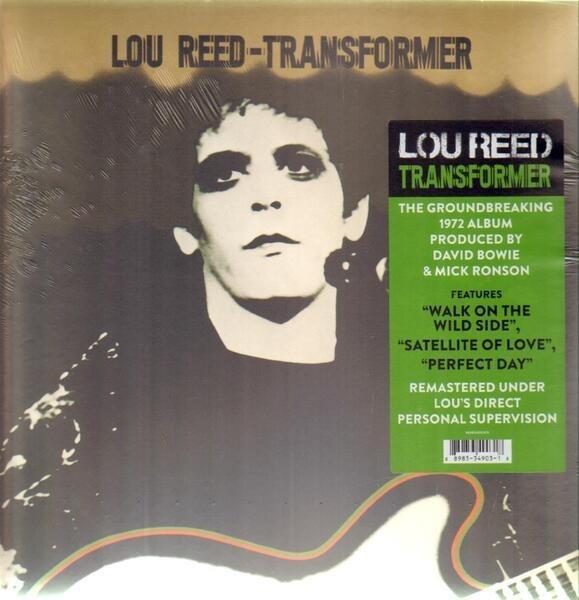 lou reed transformer (hq-vinyl limited)