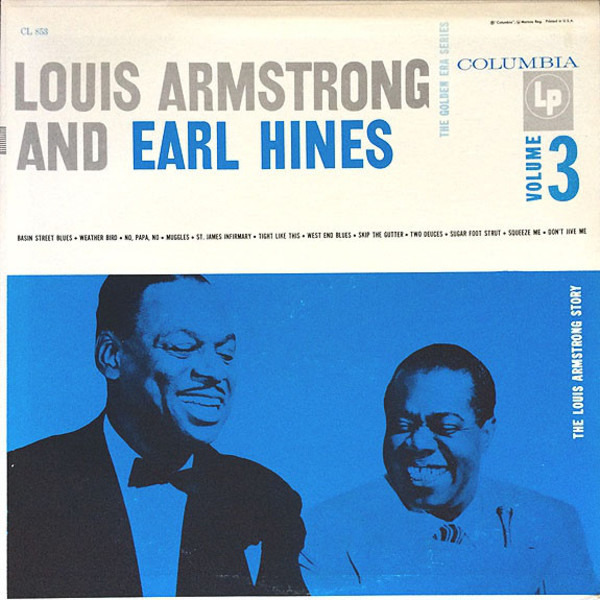 #<Artist:0x00007fd9193e3380> - The Louis Armstrong Story  Volume 3