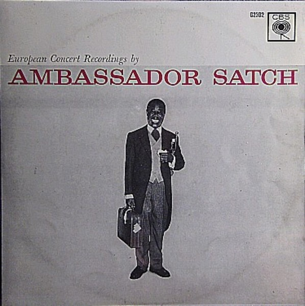 Louis Armstrong Weihnachtslieder.Louis Armstrong And His All Stars Ambassador Satch