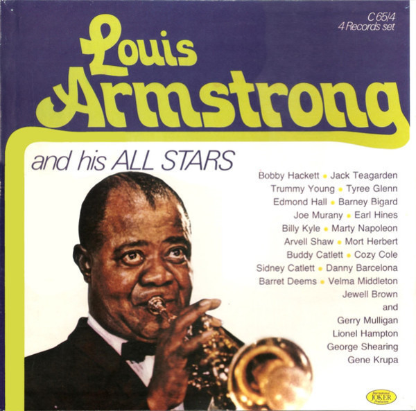Louis Armstrong Weihnachtslieder.Ambassador Satch By Louis Armstrong And His All Stars Lp With