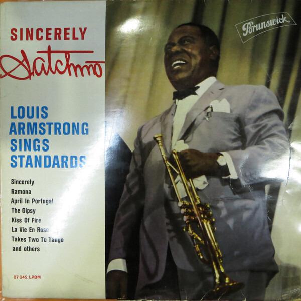 #<Artist:0x00000000081b7c88> - Louis Armstrong Sings Standards