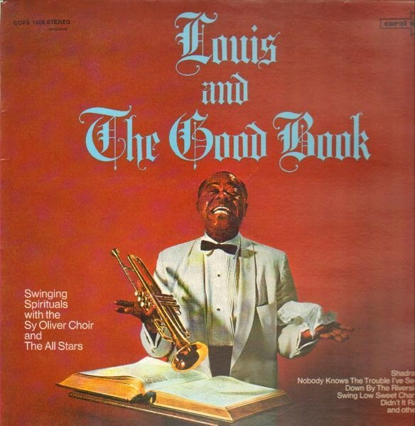 #<Artist:0x00007f30f0023be0> - Louis and the Good Book
