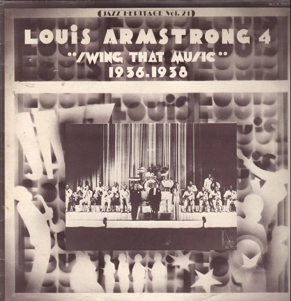 Louis Armstrong Weihnachtslieder.Louis Armstrong Vol 4 Swing That Music 1936 1938