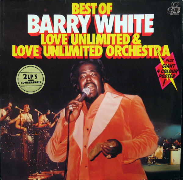 #<Artist:0x007f2783972bb8> - Best Of Barry White, Love Unlimited & Love Unlimited Orchestra
