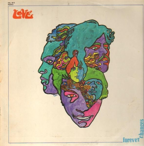 #<Artist:0x00007fd902dc22f0> - Forever Changes