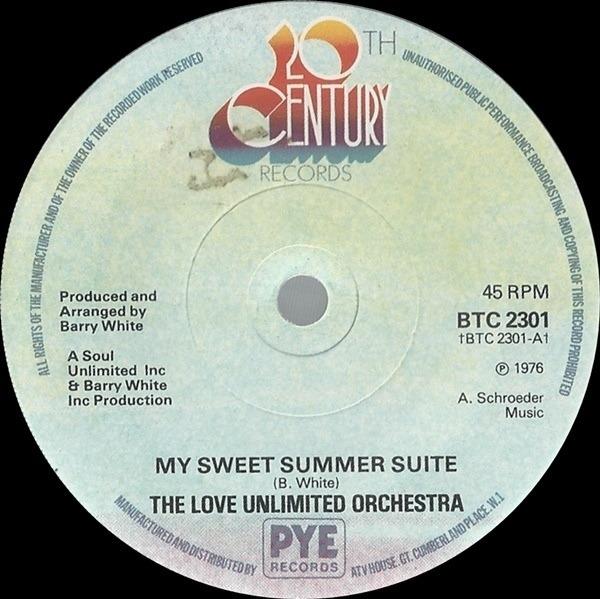 #<Artist:0x00007fd8a3b45a90> - My Sweet Summer Suite