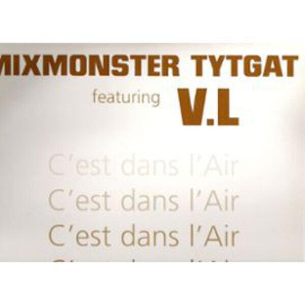 LUC TYTGAT FEATURING VÉRONIKA LOUBRY - C'Est Dans L'air (Paradise Club Mix) - 12 inch x 1