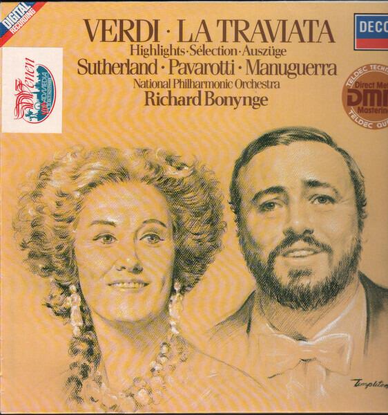 #<Artist:0x00007f4df8c50678> - La Traviata - Auszüge