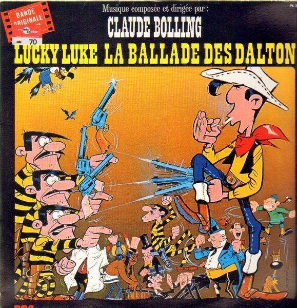 #<Artist:0x0000000007dbedc0> - Lucky Luke - La Ballade Des Dalton