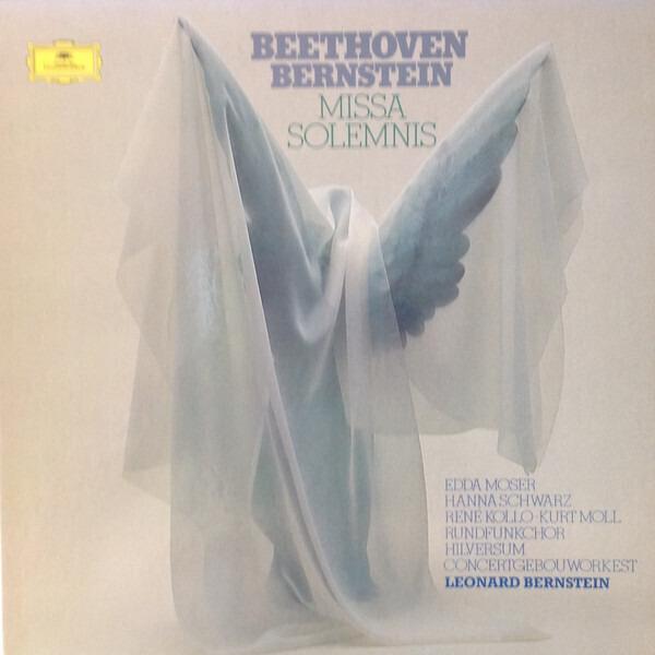 #<Artist:0x00007f3863f76a50> - Missa Solemnis (Bernstein)