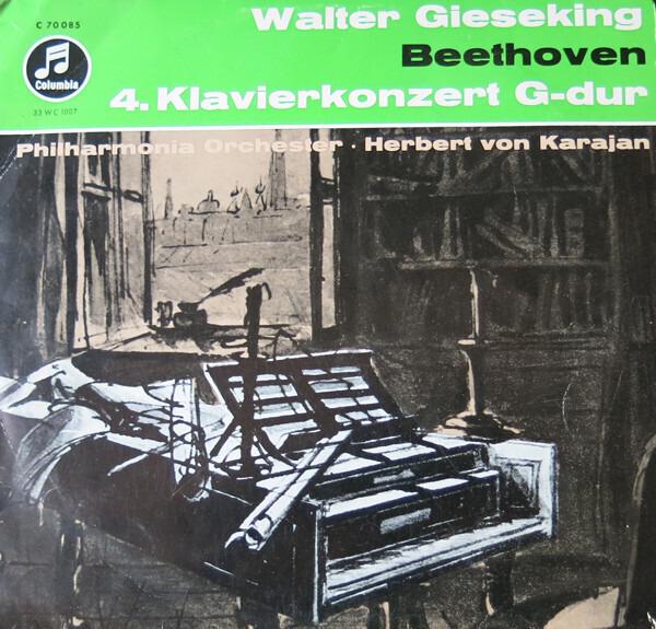 #<Artist:0x007fe3403911d0> - 4. Klavierkonzert G-dur