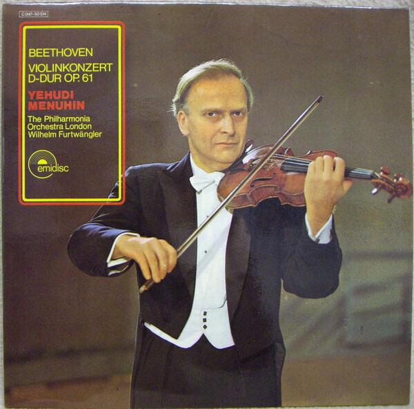 #<Artist:0x00007f651c8e93a0> - Violinkonzert D-Dur op. 61