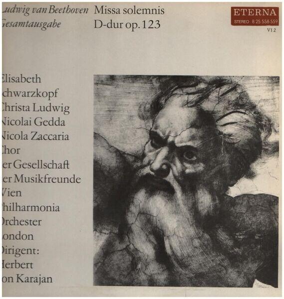 #<Artist:0x007f018a3f84b8> - Missa Solemnis D-Dur op. 123