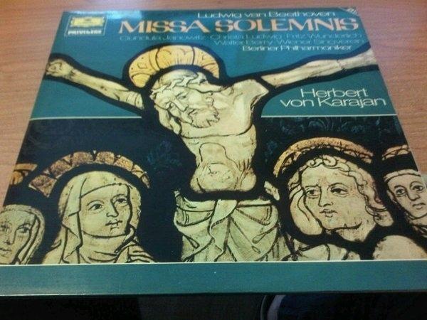 #<Artist:0x00007f651d626c98> - Missa Solemnis