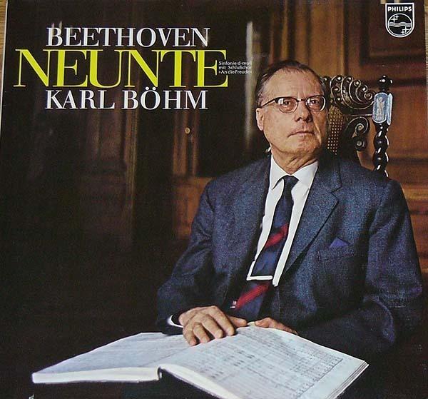 #<Artist:0x007efd1e555ba0> - Neunte Sinfonie d-moll (Böhm)