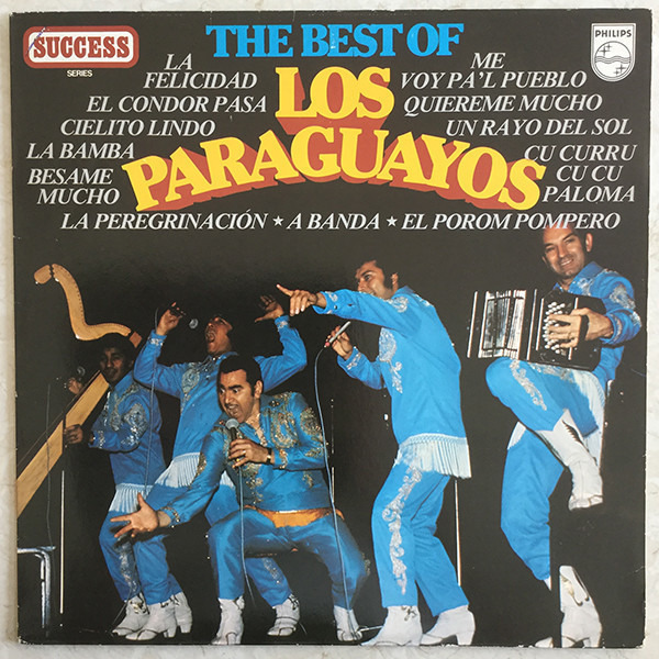 #<Artist:0x007fe334d6bf40> - The Best Of Los Paraguayos