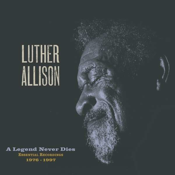 Luther Allison A Legend Never Dies 7 Lp S 4 Dvd S And A 88 Page Coffee Table Book