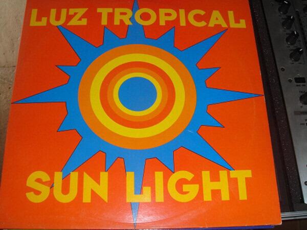 LUZ TROPICAL - Sun Light - 12 inch x 1