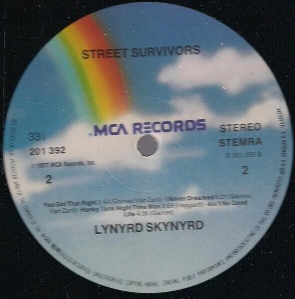 #<Artist:0x00007fd903e2d900> - Street Survivors