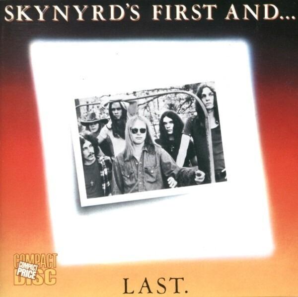 #<Artist:0x00007f6a35f7f4d0> - Skynyrd's First And... Last