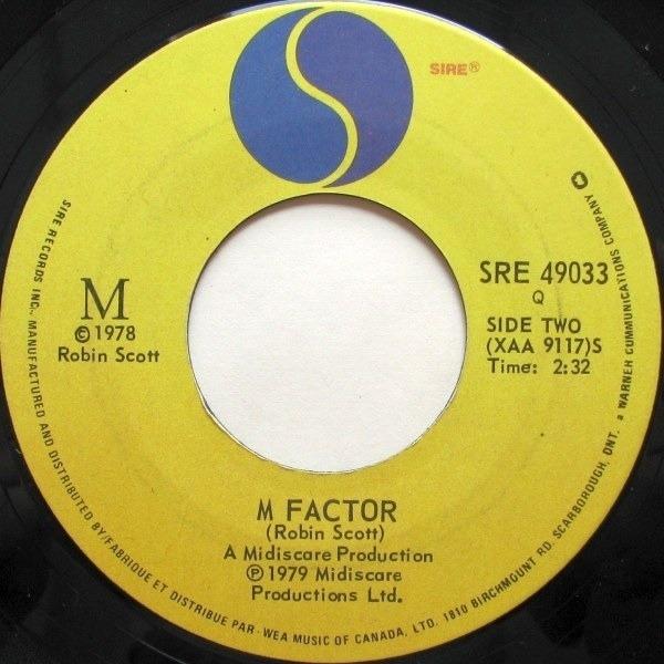 #<Artist:0x007f8194dc1cf8> - Pop Muzik / M Factor