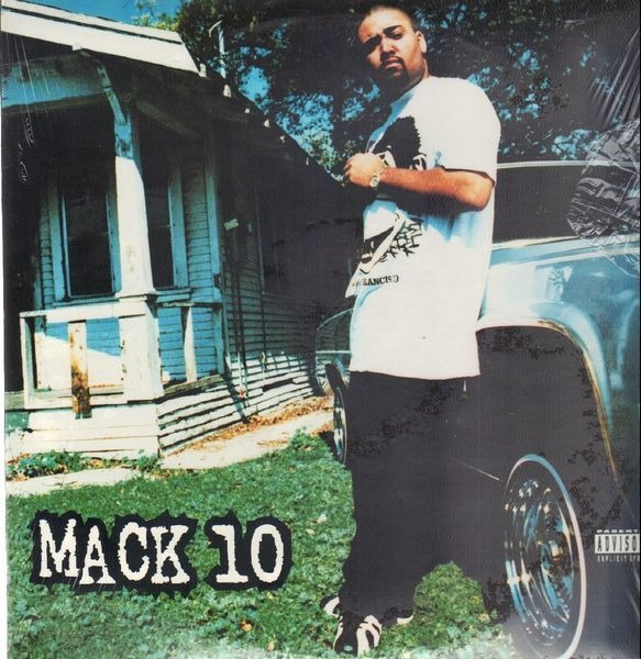 mack 10 mack 10 (still sealed)