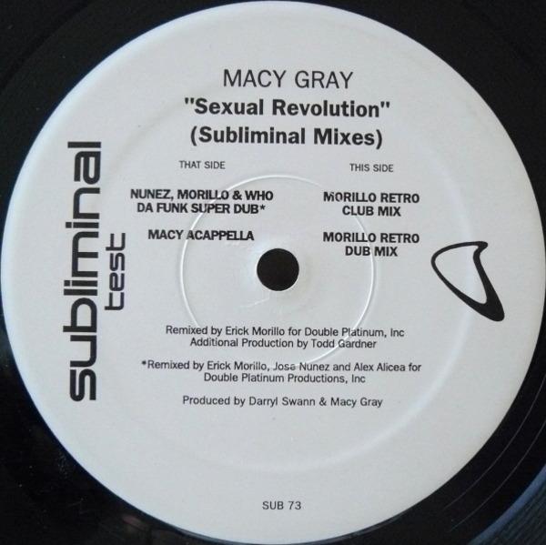 #<Artist:0x007f670b15ed10> - Sexual Revolution (Subliminal Mixes)