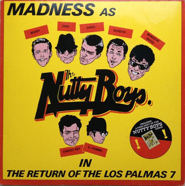 #<Artist:0x007f8215076270> - The Return Of The Los Palmas 7