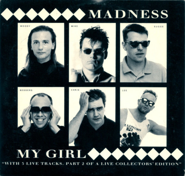 MADNESS - My Girl - CD single