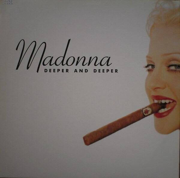 madonna deeper and deeper