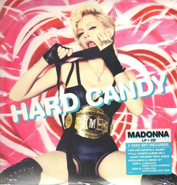 #<Artist:0x00000000057f7ba0> - Hard Candy