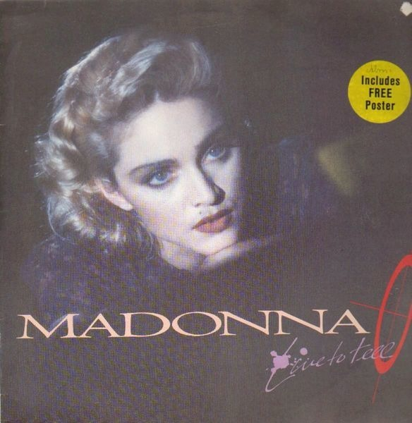 live to tell madonna 12 1枚 売り手 recordsale id
