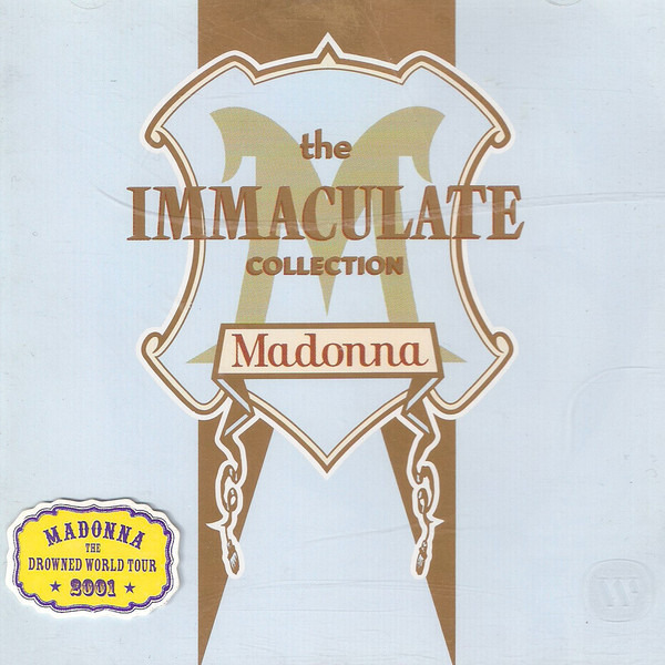#<Artist:0x00007f4e0f759888> - The Immaculate Collection