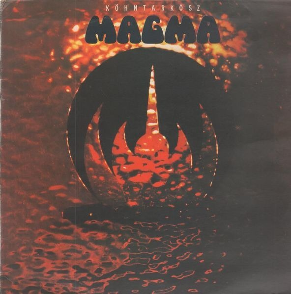 MAGMA - Köhntarkösz (UK) - LP