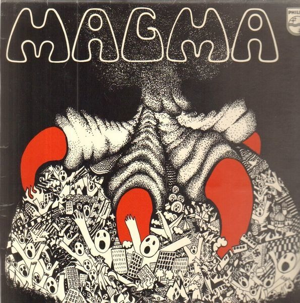 #<Artist:0x007f15add3e568> - Magma